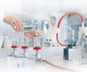 Установка мембранной фильтрации Combisart