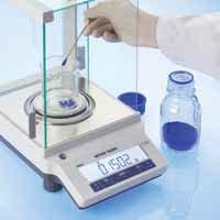 Аналитические весы ME54