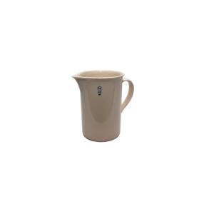Кружка с носиком фарфоровая