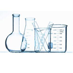 Лабораторная посуда для анализа молока