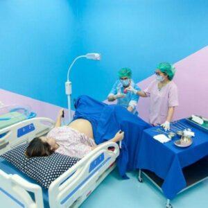 Родильное и послеродовое отделения