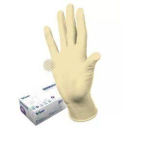 Перчатки латексные Dermagrip Classic