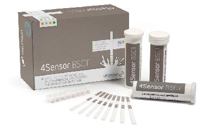 Тест на антибиотики 4 sensor