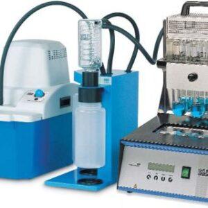 Лабораторное оборудование для анализа белка в молоке и молочных продуктах