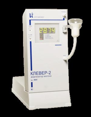 Анализатор молока Клевер-2