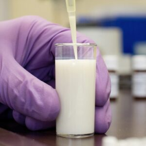 Отбор проб и пробоподготовка молока